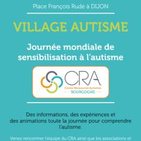 Journée Mondiale de l'Autisme – 30 Mars 2019
